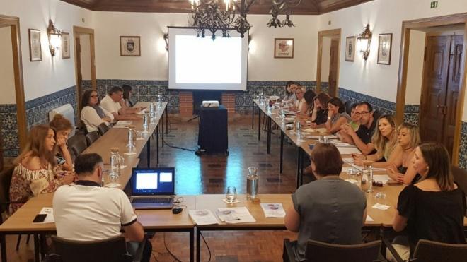 Rede Intermunicipal de Educação reuniu-se na CIMBAL
