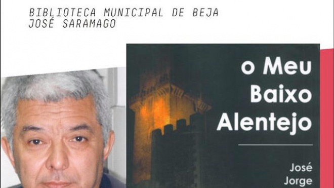 """José Cameira nas """"Conversas com B de Beja"""""""