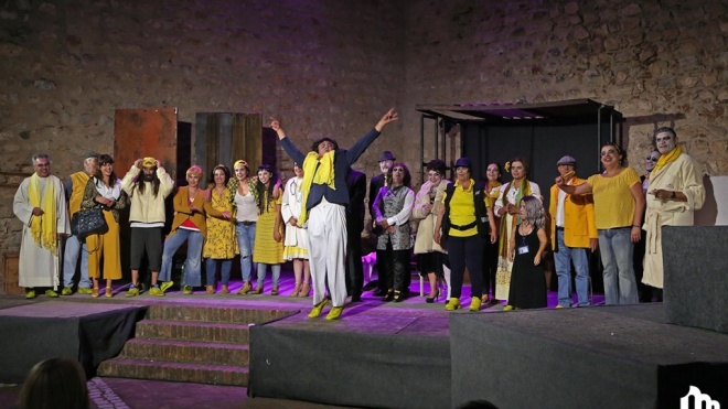 Teatro nas Noites Na Nora
