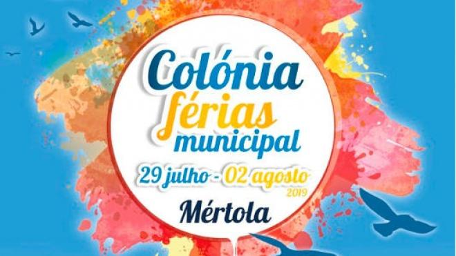 Câmara de Mértola promove colónia de férias para crianças do concelho