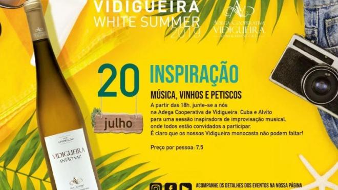 """ACVCA festeja o Verão com """"Vidigueira White Summer"""""""
