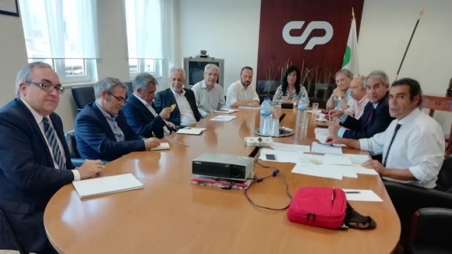 Plataforma Alentejo satisfeita com resultado da reunião realizada com a CP