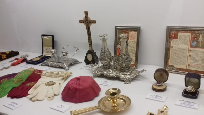 Beja: Inaugurada Galeria D.José do Patrocínio Dias