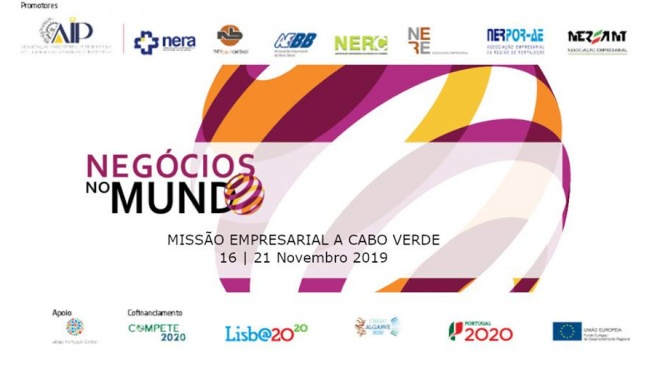 NERBE/AEBAL: Missão Empresarial a Cabo Verde