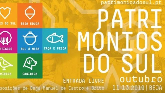 "Beja recebe ""Patrimónios do Sul"" de 11 a 13 de outubro"