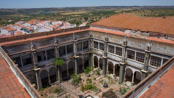 Moura: Convento do Carmo vai ser hotel de 4 estrelas