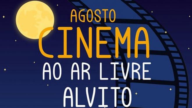 Agosto é mês de cinema ao ar livre em Alvito