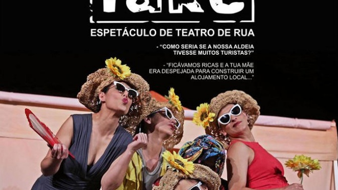 Peça de teatro da Baal17 apresentada em Alvito