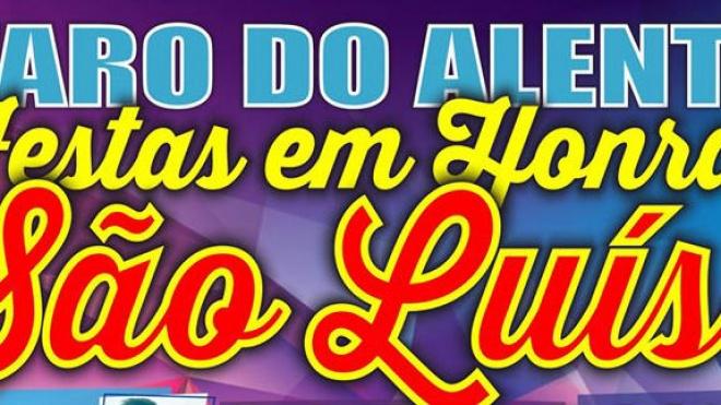 Faro do Alentejo celebra Festas em honra de São Luís