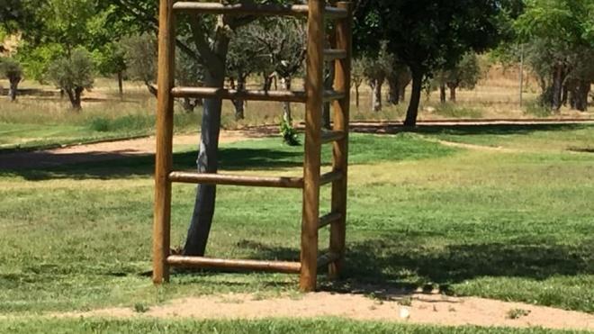Parque de Lazer da Fonte Nova com novos equipamentos desportivos