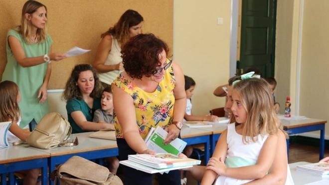 Serpa: município oferece cadernos de fichas aos alunos do 1ºciclo