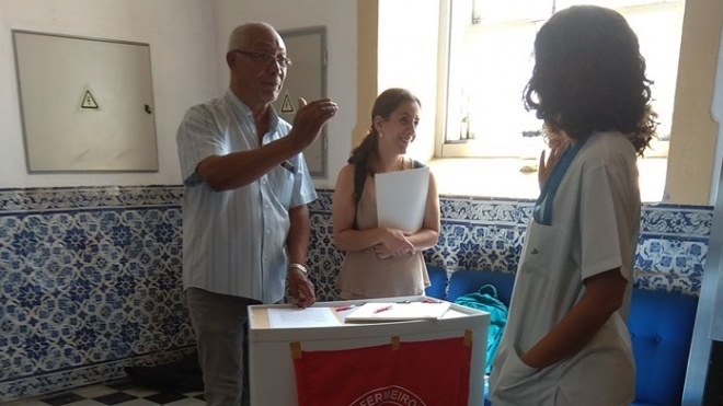 SEP: delegação do Alentejo recolhe assinaturas para Petições