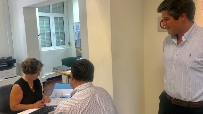 Legislativas: PSD entrega lista no Tribunal de Beja