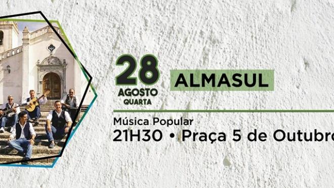 """""""Almasul"""" na Semana Cultural de Salvada"""