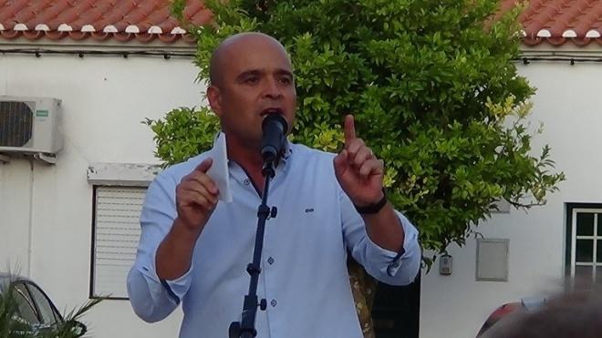 PCP: contactos com população e empresários dos concelhos de Castro e Aljustrel