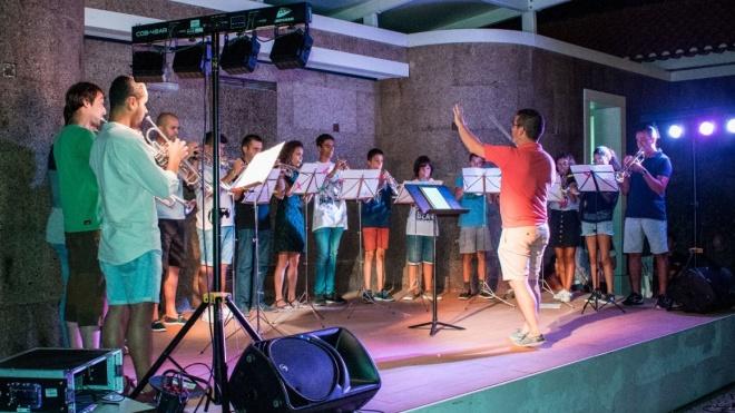 Odemira: 4º Estágio de Sopros e Percussão do Sudoeste Alentejano