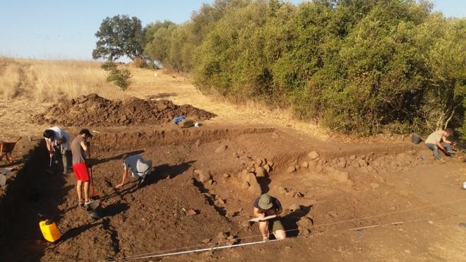 Terminou Campanha Arqueológica 2019 do Outeiro do Circo