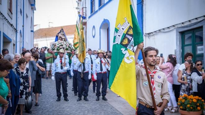 Festas de Nª. Srª da Piedade até domingo em Odemira
