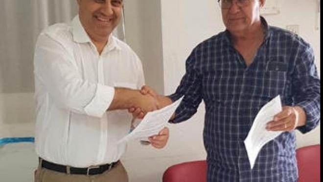 Beja assina contratos de comodato com UF de Albernoa e Trindade