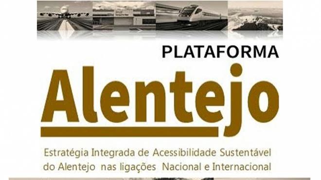 """""""Plataforma Alentejo vai continuar em 2021 a defender a região"""""""