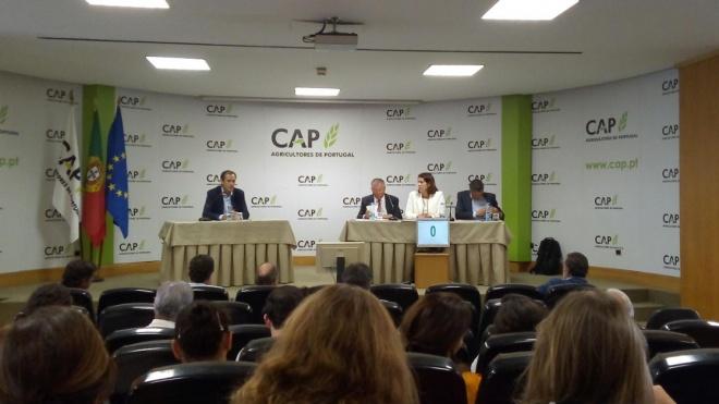 CAP diz que PS, PSD e CDS prometem revitalizar a agricultura