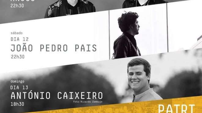 """Anjos abrem concertos no evento """"Patrimónios do Sul"""""""