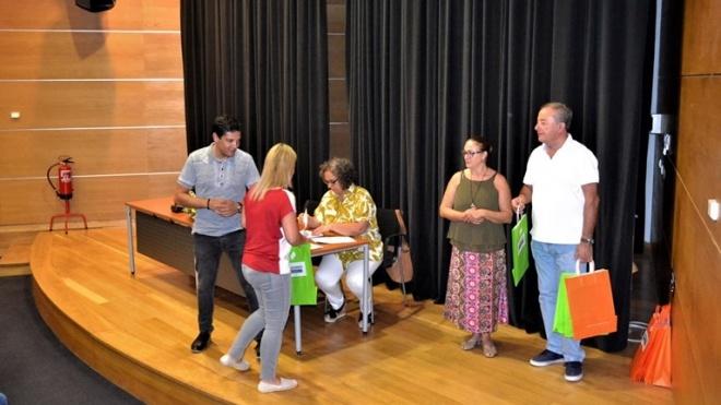 Município de Cuba apoia alunos do 1º ciclo