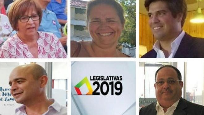 """Legislativas: candidatos """"optimistas"""" com resultados eleitorais"""