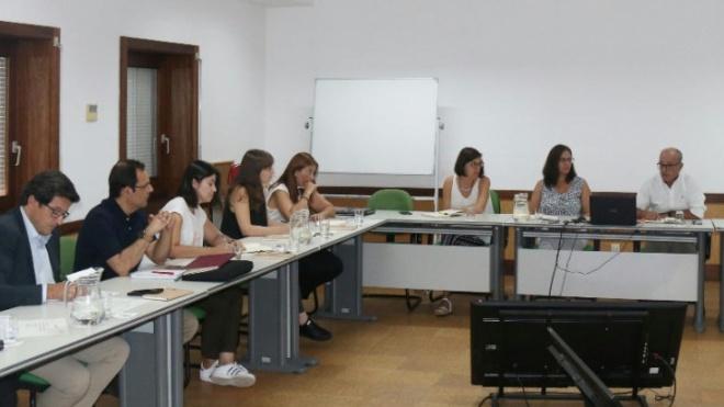 1ª reunião de stakeholders do Projeto CircPro