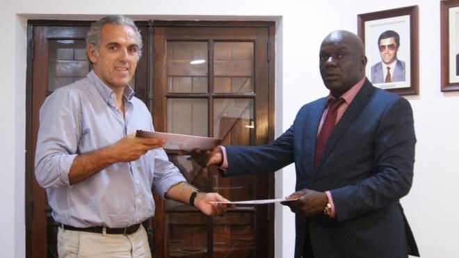 AF de Beja e ARF do Príncipe assinam protocolo de cooperação