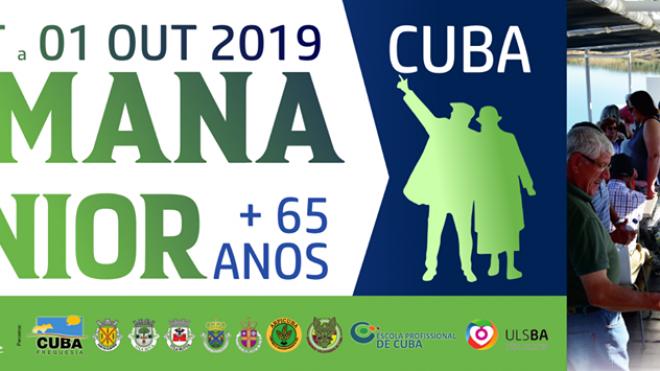 Semana Sénior propõe atividade física em Cuba