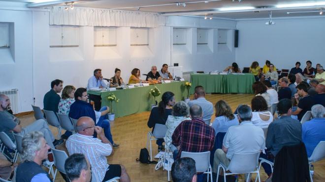 Odemira: reunião da Assembleia Municipal em Almograve