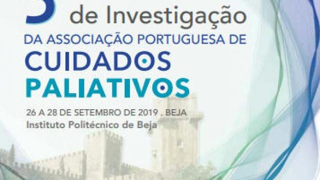 3ªs Jornadas de Investigação da Associação Portuguesa de Cuidados Paliativos