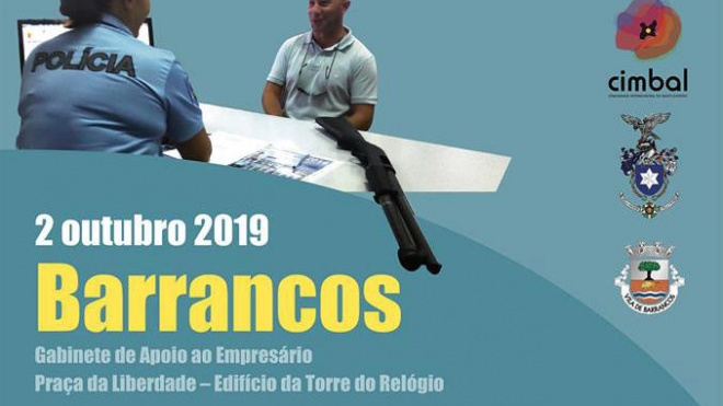 Balcão de Atendimento Não Permanente da PSP em Barrancos