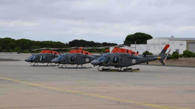 Base Aérea de Beja recebeu o terceiro Koala AW119