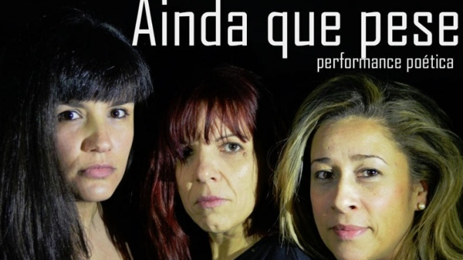 """Ainda que pese"" no Pax Julia Teatro Municipal de Beja"
