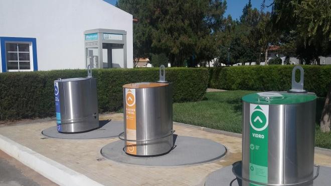 """Ourique """"reforçou"""" condições para reciclagem"""