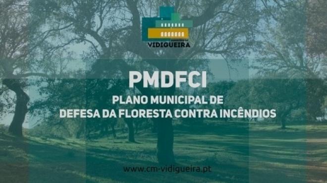 Plano de Defesa da Floresta Contra Incêndios de Vidigueira aprovado