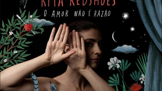 Susa Monteiro desenhou a capa do novo single de Rita Redshoes