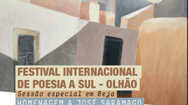 Universos da Poesia: sessão especial em Beja de homenagem a José Saramago