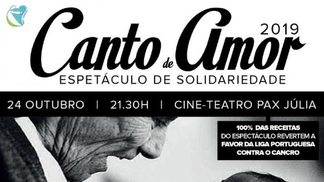 "Espectáculo de Solidariedade ""Canto de Amor"""