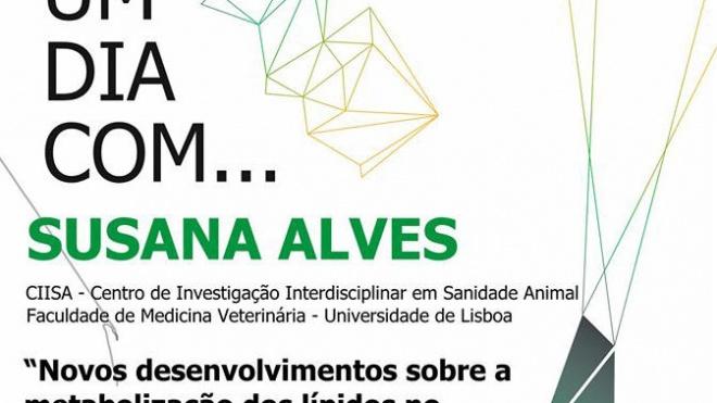 """CEBAL promove sessão """"Um Dia Com…"""" Susana Alves"""