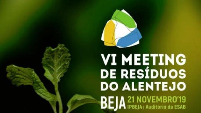 6º Meeting de Resíduos do Alentejo