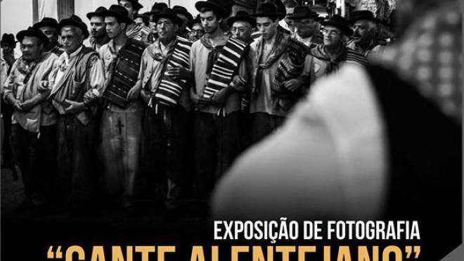 """Exposição """"Cante Alentejano"""" na Biblioteca de Cuba"""