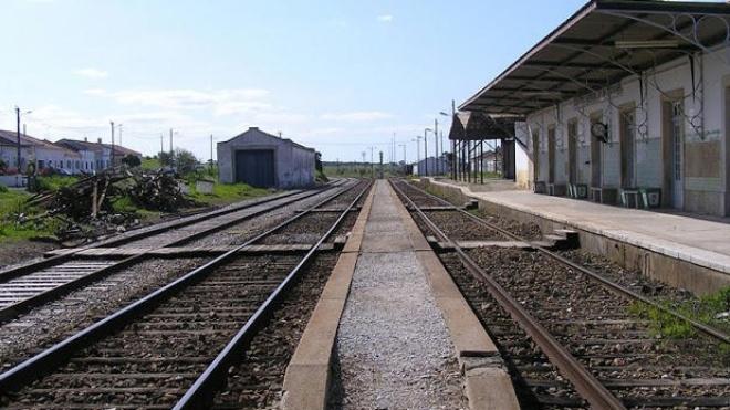 PCP pede ao Governo a reativação do Ramal Ferroviário de Aljustrel