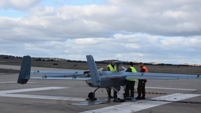 """BA 11 recebe destacamento com """"Veículos Aéreos não Tripulados"""""""