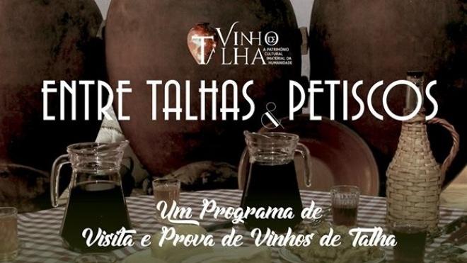 Vidigueira convida a provar vinho de talha e a gastronomia local