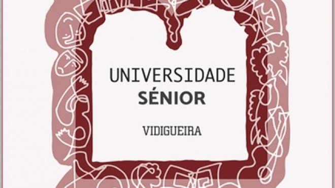 Abertura do ano letivo da Universidade Sénior de Vidigueira
