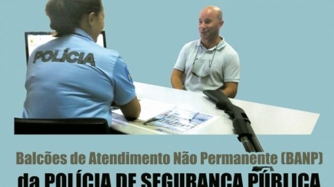 Balcão de Atendimento Não Permanente da PSP em Vidigueira