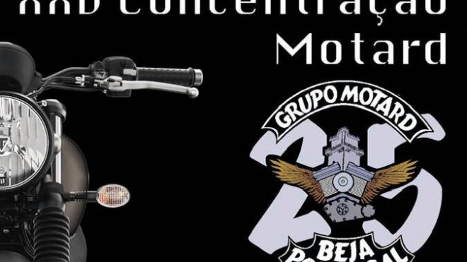 XXV Concentração Motard de Beja